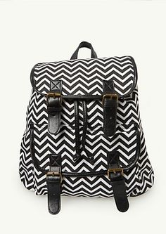 image of Chevron Backpack