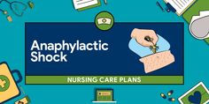 Anaphylactic shock is a medical emergency that requires immediate attention and intervention. Nursing care management is dependent on the severity of the initial reaction and the treatment response. Here are four (4) nursing care plans (NCP) for Anaphylactic Shock: