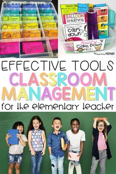These classroom management tools Encourage positive behavior, time management, and student engagement. Discipline Plan, Classroom Discipline, Effective Classroom Management, Classroom Management Strategies, Elementary Teacher, Elementary Schools, Future Classroom, Positive Behavior, Positive Discipline