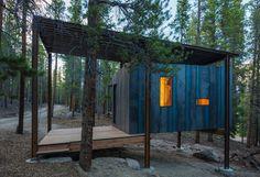 Galería de Micro Cabinas Colorado Outward Bound / University of Colorado Denver