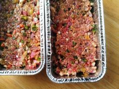 Paleo Southwest Meatloaf - made it and it's awesome!