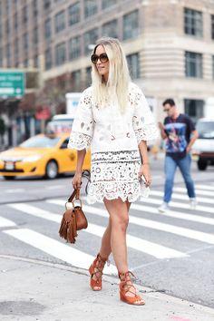 Valentino lace dress | THEFASHIONGUITAR
