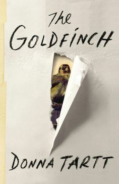 Definitely one of the best books of the year. THE GOLDFINCH by Donna Tartt