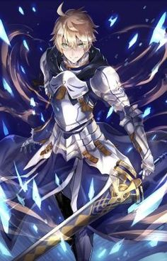Read You from the story The Knight of Gameindustri: Hyperdimension Neptunia x Artoria's Son Male Reader by (JuJu // ジュジュ) with reads. Art Manga, Art Anime, Anime Manga, Anime Guys, Character Concept, Character Art, Character Design, Fate Characters, Fantasy Characters