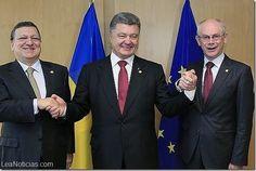 Así afecta a Rusia el convenio entre Ucrania y la Unión Europea (uy) - http://www.leanoticias.com/2014/06/27/asi-afecta-rusia-el-convenio-entre-ucrania-y-la-union-europea-uy/