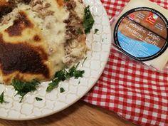 Ρύζι ογκραντέν & Κολοκυθοανθοί γεμιστοί με τυριά Mashed Potatoes, Ethnic Recipes, Food, Smash Potatoes, Meals, Yemek, Eten