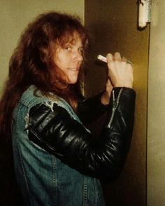 Imagen de James Hetfield, metallica, and cute