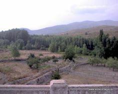 """#Almería - #Padules - Río Andarax - 36º 59' 30"""" -2º 46' 38"""" / 36.991667, -2.777222   Río Andarax a su paso por Padules (olivos, encinas y algarrobos hacen de esta estribación de Sierra Nevada hacia la Alpujarra un paisaje único)"""