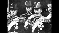 King George VI & Elizabeth - A royal love story - part 1
