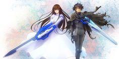 Setsuna & Marina - Gundam Wing
