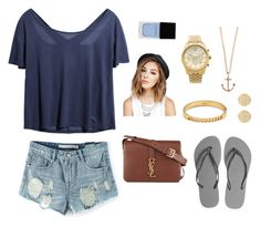 """""""Cute Summer Outfit!"""" by fhockey212 on Polyvore"""