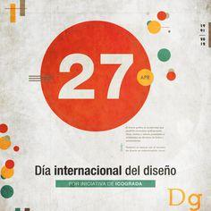 27 de abril día mundial del diseño gráfico