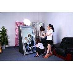 Mirror Photo Booth - Shenzhen Eagle Technology Co. Mirror Photo Booth, Digital Signage, Shenzhen, Polaroid Film, Technology, Design, Digital Signature, Tech, Tecnologia
