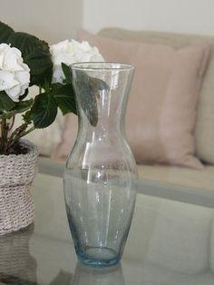 'glassvase', Torget