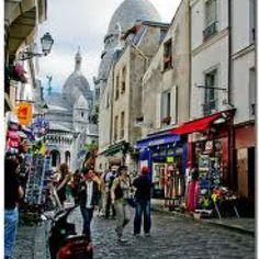 Monmarte Paris