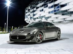 2013 Maserati GranTurismo MC Stradale Photos – ModelPublisher.com – (2)