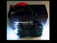 *AUCTION NOW!!!*  12 VOLT LED I#CE FISHING LIGHTS - battery powered super bright LED lights  #NorthStarLED