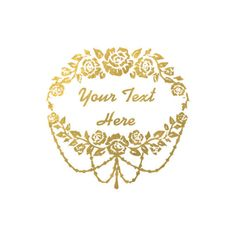 Wedding Party Favors 10 Metallic Gold Tattoos by SkinJewels