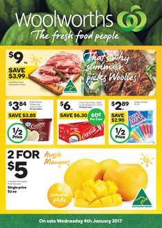 Woolworths Catalogue 4 - 10 January 2017 - http://olcatalogue.com/woolworths/woolworths-catalogue.html