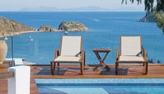 The Petra Hotel & Suites - Patmos Island, Greece #Jetsetter