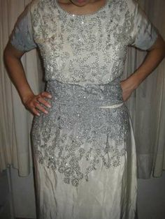 Vestido Usado Somente Na Formatura, Impecável, Seda Indiana