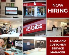 We are hiring! If you want an excellent opportunity to enhance your career and technology skills with the biggest independent computer repair company in the area, then join us! We Are Hiring, Computer Repair, Bournemouth, Customer Service, Management, Spring, Customer Support
