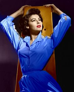 Ava Lavinia Gardner was an American actress. She was signed to a contract by MGM Studios in 1941 and appeared mainly in small roles until she drew attention with her performance in The Killers.