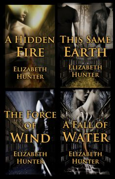 Elizabeth Hunter's Elemental Mysteries series - is especially worth reading! Creative, fun, sexy and well written!