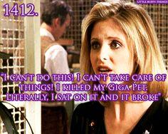 Little Buffy Things - Buffy The Vampire Slayer