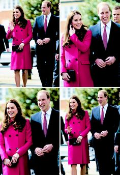 It has been confirmed that Kate's due date is April 25th 2015