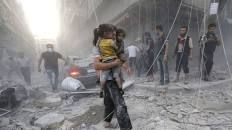 """""""Times report does note the #Syria..war has killed 400,000 people. I think that tragic figure is highly credible"""" #SyriaN #HumanRights"""