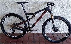 2013 Santa Cruz Tallboy Carbon XX1 XC 29er mountain bike #thepathbikeshop #bikeshop #santacruzbikes #mountainbike