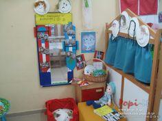 Σπίτι των συναισθημάτων Kindergarten, Classroom, Education, School Stuff, Home Decor, Class Room, Decoration Home, Room Decor, Kindergartens