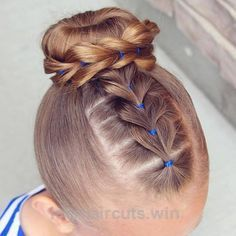 Look Over This nice 45 Stunning Little Girls Hairstyles – Creative Styles for 2017  The post  nice 45 Stunning Little Girls Hairstyles – Creative Styles for 2017…  appeared first on  Iser Ha ..