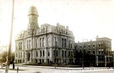 Oswego City Hall & Police Station c.1908