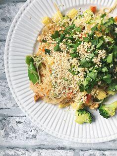 Vegan stir-fry, recipe by Keep it Vegan by Aine Carlin.