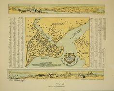 A MAP OF THE MOSQUES OF ISTANBUL (İstanbul Camileri Haritası)