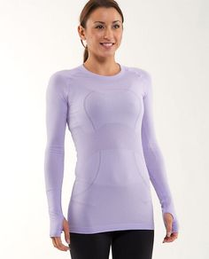 Lululemon Run : Swiftly Tech Long Sleeve