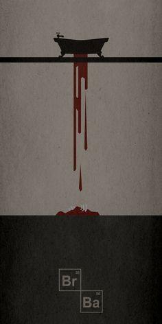 Cool Stylistic BREAKING BAD Fan Posters - News - GeekTyrant