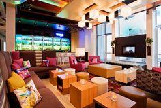 ALOFT MILWAUKEE DOWNTOWN - Re:mix(SM) lounge/ W XYZ(SM) bar
