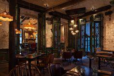 Kazbek interiors #kazbek #restaurant #moscow #interior #design #architecture #maisondellos #ресторан #москва #интерьер #казбек