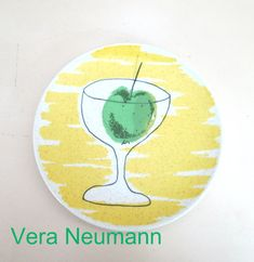 Vera Neumann Vera for Mikasa Cocktail Time // by looseendsvintage