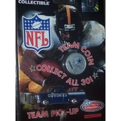 Dallas Cowboys 1998 Diecast Ford F-150 Truck NFL 1:64 Scale Car Collectible with Team Coin by White Rose Collectibles   $8.99
