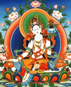 tara tibet thang-ga art