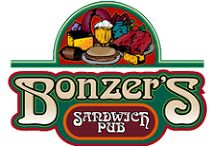 Grand Forks, ND - Bonzer's revels in creating the perfect casual atmosphere for enjoying a beer and a bite. A full bar, a Foosball table and an over 21 only policy separates the adults from the kids and ensures entertainment for all. Serving an array of sandwiches, submarines, sides, salads, homemade soups, award-winning chili and Mexican favorites; the food here is simple yet delicious.