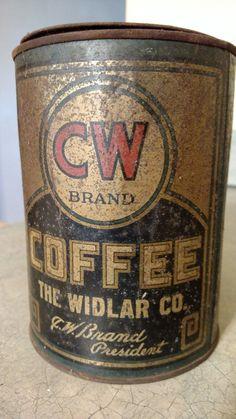 CW Brand Coffee