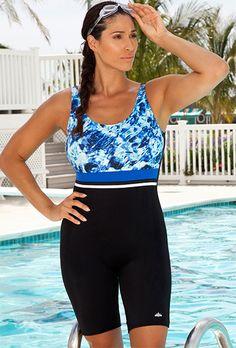 plus size athletic swimsuits - Siteze