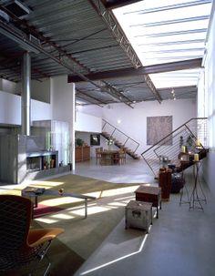 Bergamot Station Artist Lofts by Brooks + Scarpa: http://www.archello.com/en/collection/contemporary-conversions