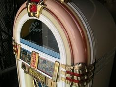 1000 images about jukeboxes on pinterest jukebox. Black Bedroom Furniture Sets. Home Design Ideas