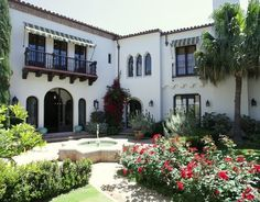 Kevin A Clark Architecural Design; NEW California Spanish Revival